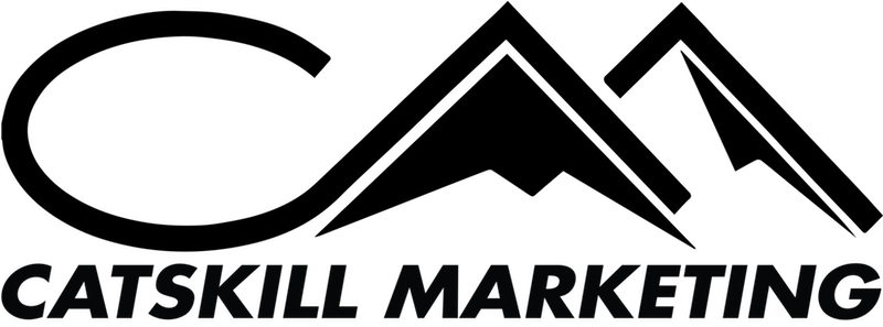 catskill marketing logo web design